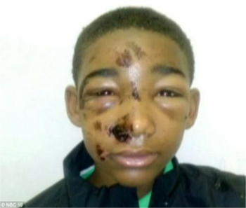 14-year-old Joseph Williams